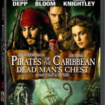 Pirates of the Caribbean - Dead Man's Chest