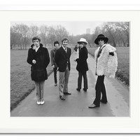 Rolling Stones in Green Park, Photographs