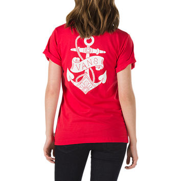Tide Riser T-Shirt | Shop at Vans