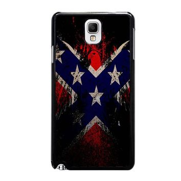 BROWNING REBEL FLAG Samsung Galaxy Note 3 Case Cover