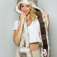 Brown Husky Collector Edition SpiritHood
