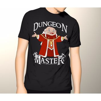 Dungeons and Dragons - Dungeon Master Cartoon