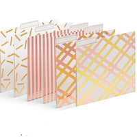 Poppin File Folders, Assorted Prints Metallics