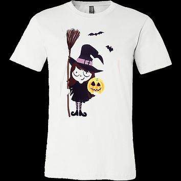 Funny Halloween Witch T-shirt
