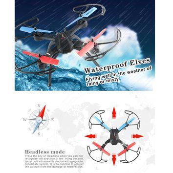 Headless Drone with camera Video Control ST L3 Mode One Key Return 360 Eversion 2.4G 4CH 6Axis RC Quadcopter RC toy MIni Drone