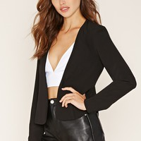 Box Pleated Blazer