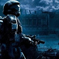 Halo 4 (107x60 cm \ 43x24 inch) Poster High Quality Silk Print Poster - A-LD5ED4