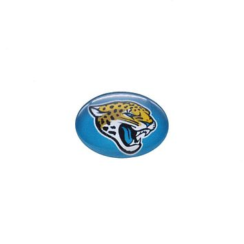 Snap Button 18mmX25mm Jacksonville Jaguars Charms Snaps Bracelet for Women Men Football Fans Gift Paty Birthday Fashion 2017