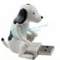 Funny Cute pet USB Humping Spot Dog Toy Christmas Gift Hot Drop Shipping/Free Shipping - Default