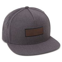 RVCA Frames Snapback Hat - Mens Backpack - Grey - One