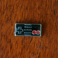 Nintendo Classic Controller Floating Charm for Glass Living Lockets