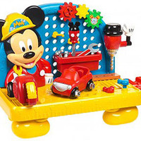 Mickey's Mousekadoer Workbench