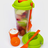 FredFlare.com - Reusable To Go Lunch Cup - I Am A To Go Cup