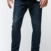 Bullhead Denim Co Dark Cloud Skinny Jeans - Mens Jeans - Blue