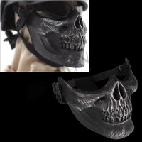 Half Face Skull Protect Mask - OPC Limited.