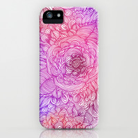 Here Comes the Sunset iPhone & iPod Case by Caitlin Barnes | Society6
