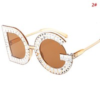 Dolce & Gabbana Fashion New Polarized Sun Protection Travel Glasses Eyeglasses Women 1#