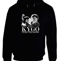 Kygo Stole The Show Illustrations Face To Face Hoodie