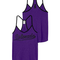 Colorado Rockies Strappy V-Neck Tank - PINK - Victoria's Secret