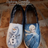 Disney's Frozen Youth Toms shoes