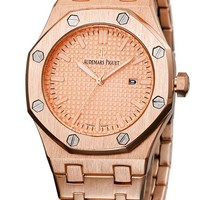 AP Audemars Piguet Fashion Men Watch L-PS-XSDZBSH ROSE GOLD