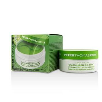 Peter Thomas Roth Cucumber De-Tox Hydra-Gel Eye Patches Skincare