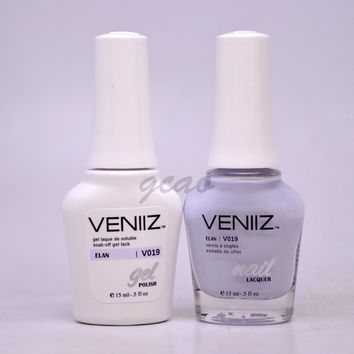 Veniiz Match UV Gel Polish V019 Elan Cream