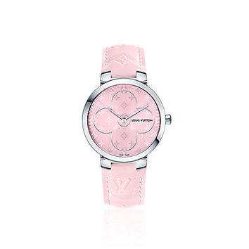 Products by Louis Vuitton: TAMBOUR MONOGRAM MOTHER'S DAY 33MM
