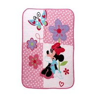 Disney Baby Minnie Mouse Lux Plush - Baby - Baby Bedding - Blankets