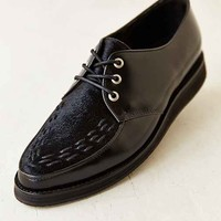Caminando Two-Tone Billy Shoe- Black