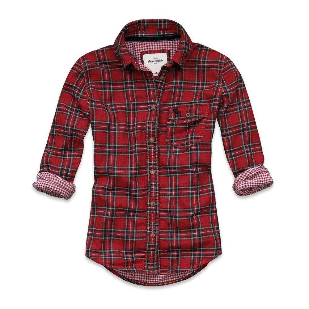 Product Features Long-sleeve plaid shirt with button-front placket and shirttail Fast Shipping· Read Ratings & Reviews· Shop Our Huge Selection· Deals of the Day.