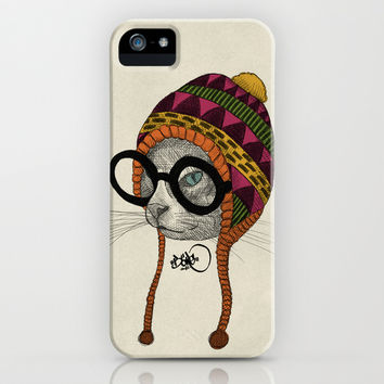 foolishness is in the eye of the beholder iPhone & iPod Case by Börg