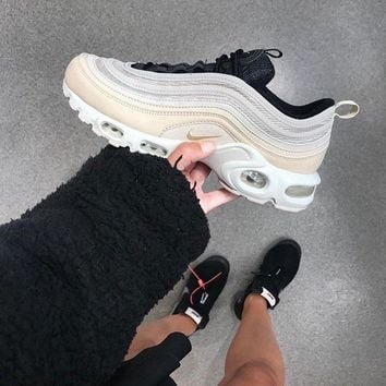 Nike Air Max Plus/97 The air cushion shoes