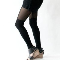 LEGGINGS fake stockings