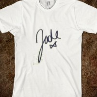 JADE THIRLWALL SIGNATURE