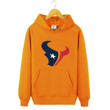 Houston Texans Pullover Hoodie