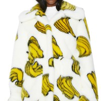 Banana Tammy Coat
