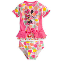 Disney Minnie Mouse Deluxe Swim Collection for Girls | Disney Store