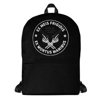 From My Cold Dead Hands Tactical Backpack