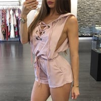 New Arrival 4 Colors Romper [10240448589]