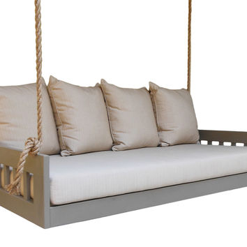 Birmingham Bedswing, Mushroom, Outdoor Porch Swings