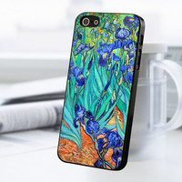 Van Gogh Painting Floral iPhone 5 Or 5S Case
