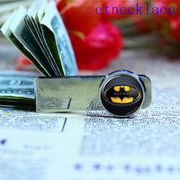Money  Clips-Batmen Money clips,Vintage handmade Money clips, Weeding Groom gift,Father  ,men gift