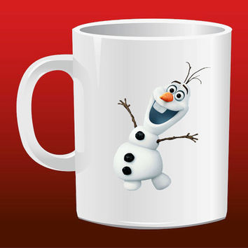 Olaf for Mug Design