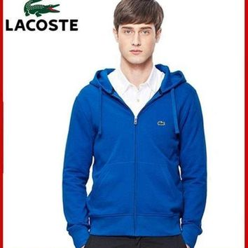 PEAP2Q lacoste polo outdoor sports hoodie coat jackets