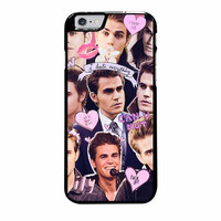 paul wesley vampire diaries iphone 6 plus 6s plus 4 4s 5 5s 5c cases