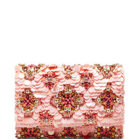 Soft Petal Petite Evening Clutch