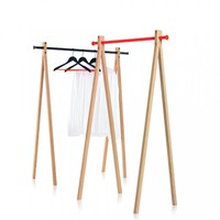 designdelicatessen - Nomess - Dress up Garment Rack - Ash - Nomess