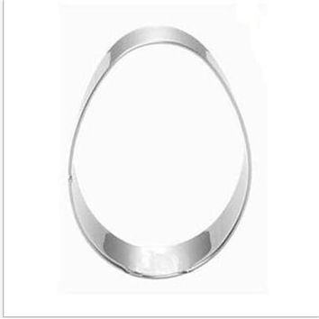 Egg Molding Metal Cake Mold Fruit Vegetable Biscuit Cookie Cutter Tools Kitchenware Stainless Steel New 2016 Baking Supplies