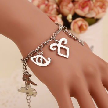 Shiny Awesome Great Deal Stylish Gift New Arrival Accessory Hot Sale Bracelet [6573086151]